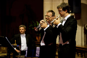 Trumpets in Concert - A very special Christmas
