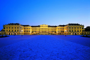 An Evening in Schoenbrunn