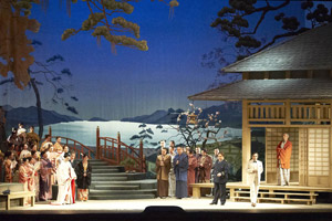 Madama Butterfly, Opera by G. Puccini