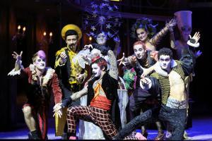 The Circus Princess, Operetta by E. Kálmán